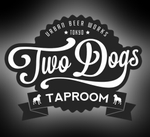 TWO DOGS TAPROOMロゴ